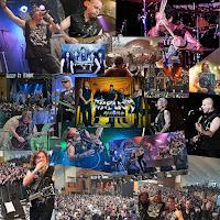 """Βίντεο με τους Thrust να αποδίδουν live το τραγούδι """"Fist Held High"""" στο Keep It True festival"""