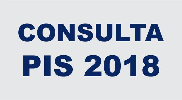 Como consultar PIS 2018