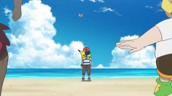 Pokémon Sol y Luna Ultra Aventuras Capitulo 12 Temporada 21 La nueva aventura de los profesores