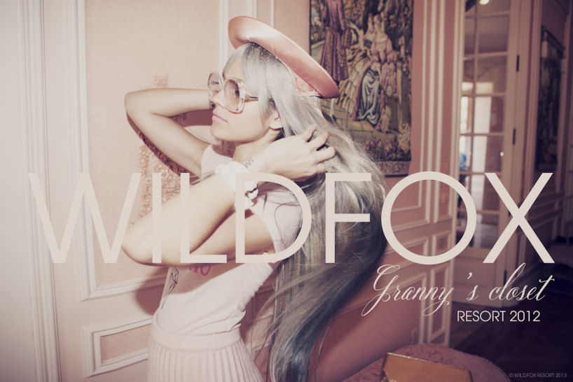 wildfox granny's closet collection