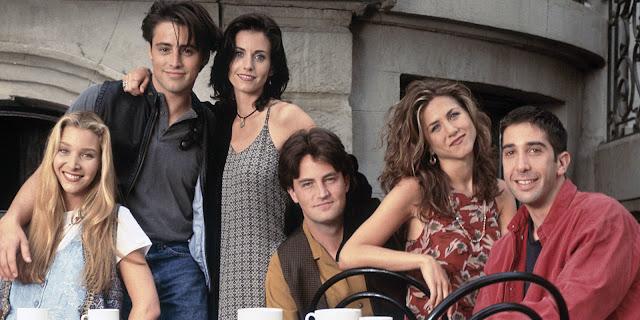 Friends,Louca por Série, Uma Garota chamada Sam