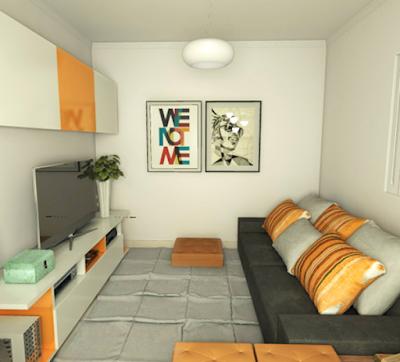 model plafon ruang tamu ukuran 3x3 terbaru