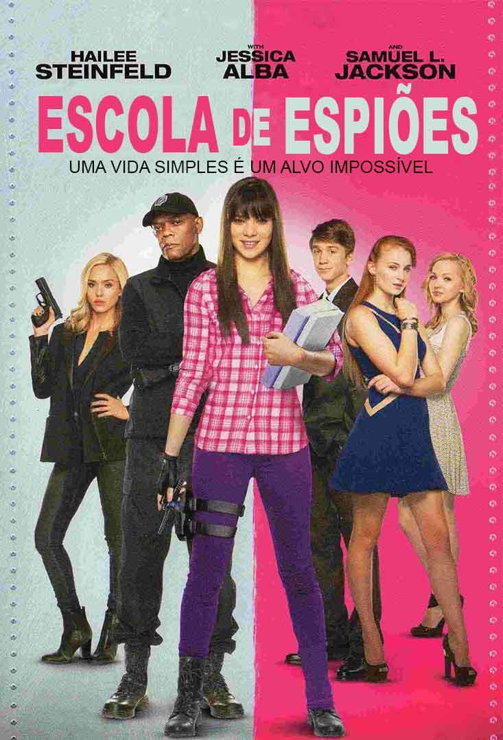 Escola de Espiões Torrent - Blu-ray Rip 1080p Dual Áudio (2015)