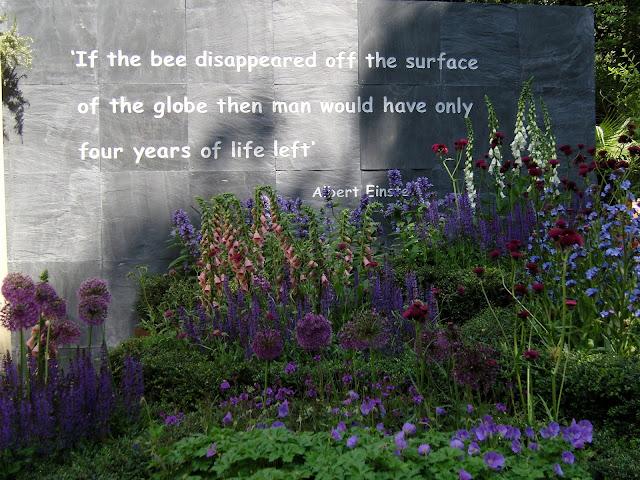 cytat o pszczołach Alberta Einsteina