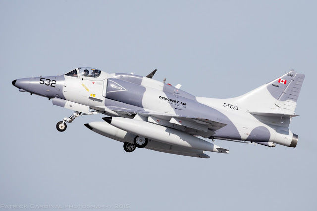 A-4 Skyhawk Air Tattoo RIAT