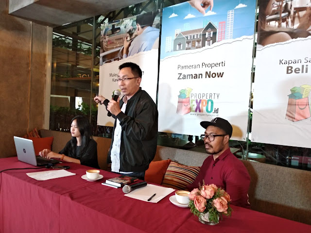 Pameran Properti Online Zaman Now di PropertyExpo.Id