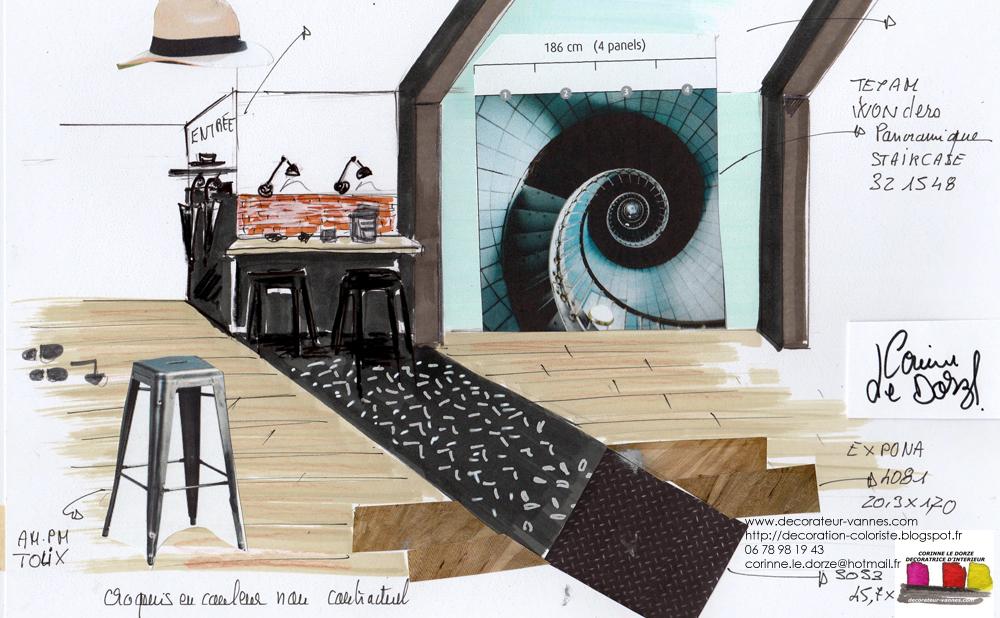corinne le dorze d coratrice architecte d 39 int rieur corinnedeco56 vannes morbihan 56. Black Bedroom Furniture Sets. Home Design Ideas