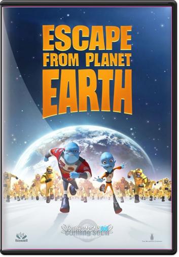 Escape from Planet Earth (2013) DVDRip Latino MEGA - Identi