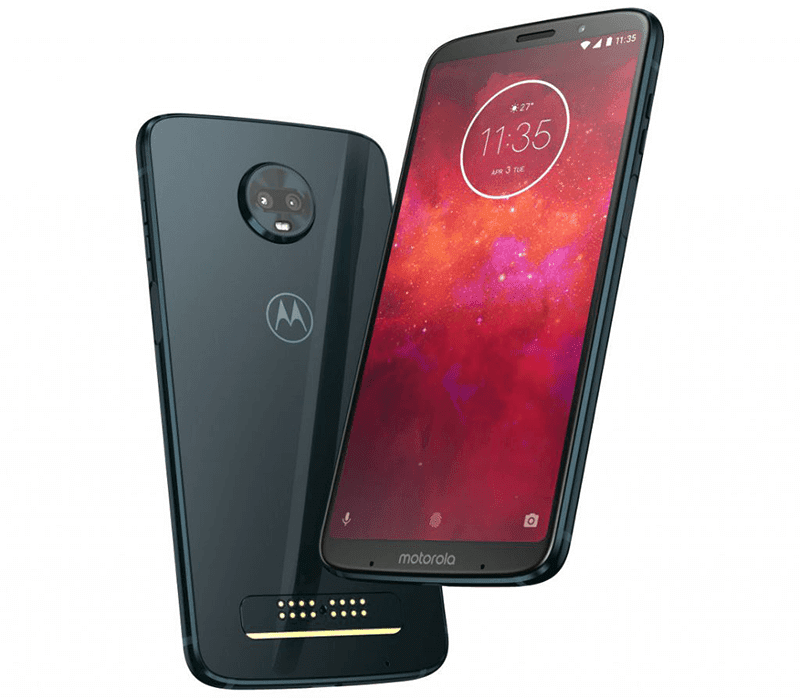 Moto Z3 Play with Snapdragon 636 and dual AI cameras now official