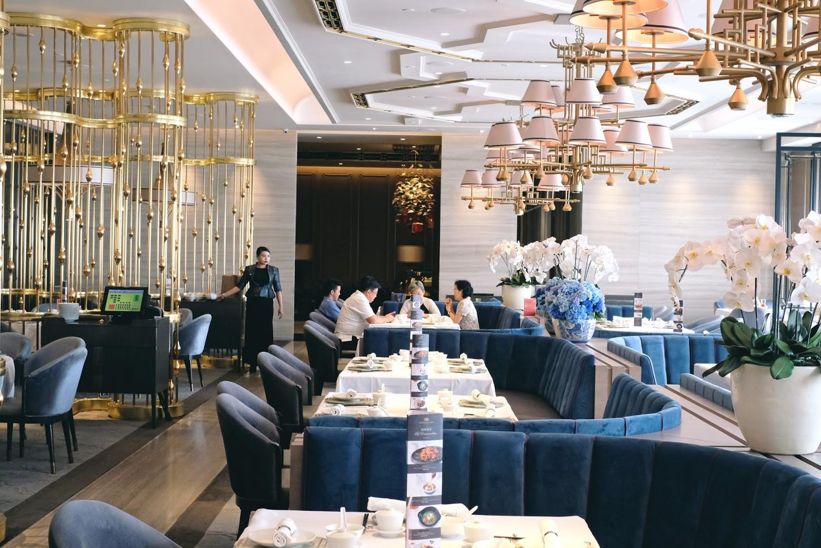 Jktdelicacy Com House Of Yuen At Fairmont Hotel Jakarta