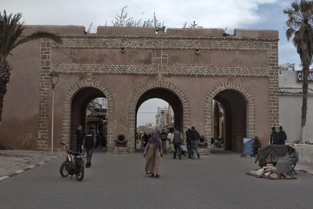 Puerta Bab Moulay - Essaouira