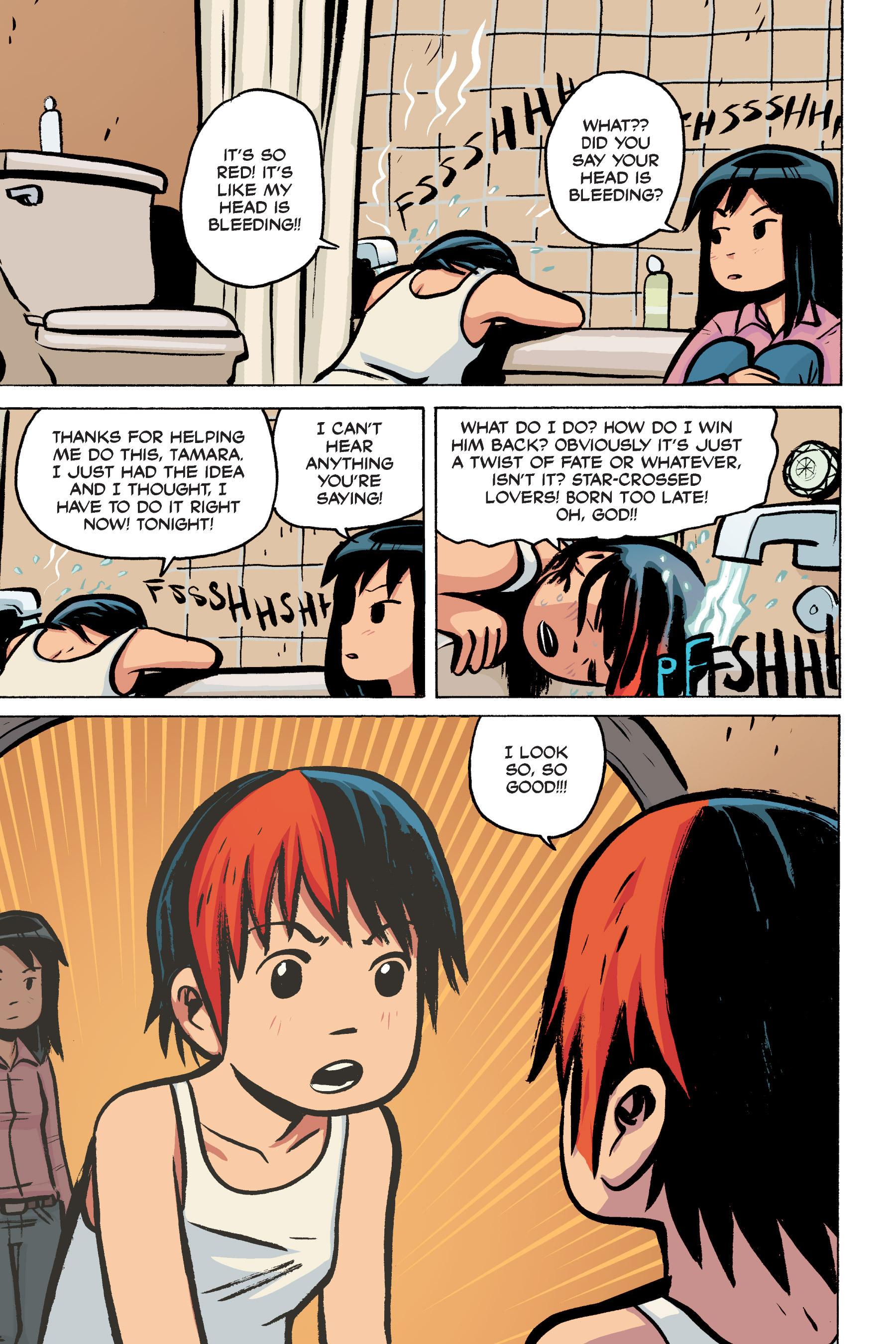 Read online Scott Pilgrim comic -  Issue #2 - 100