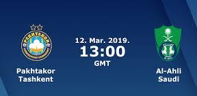 مشاهدة مباراة الاهلي وباختاكور بث مباشر 12-3-2019 دوري ابطال اسيا