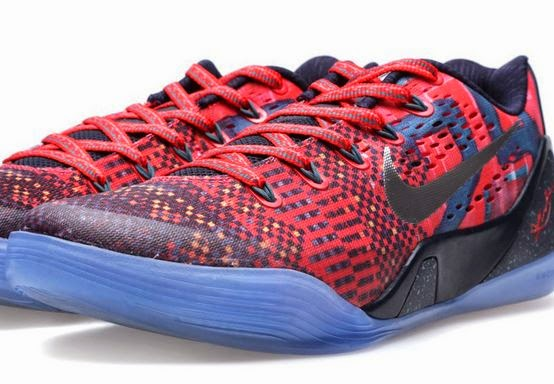 7d6a9b6d4768 Here is a look via END at the upcoming Nike Kobe 9 EM  Laser Crimson  Low  Sneaker