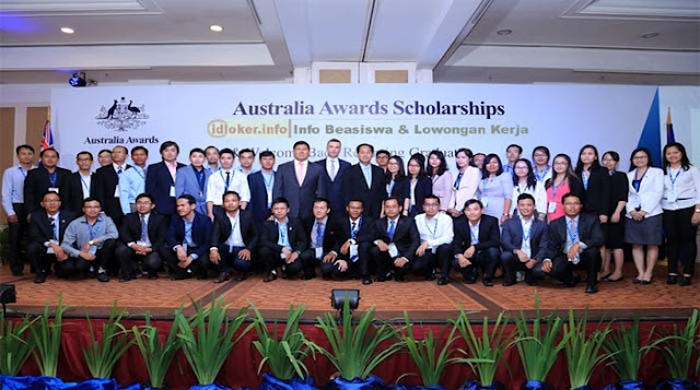 Australia Awards Scholarship