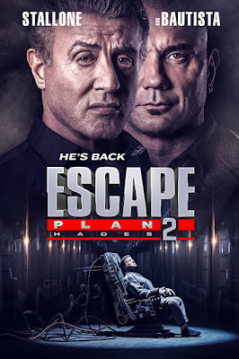 Escape Plan 2 Hades 2018 DVD R1 NTSC Latino