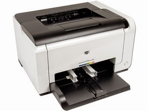 Download Driver Printer HP LaserJet Pro CP1025nw