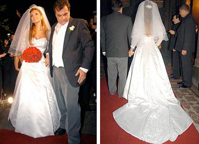 Vestido de noiva Ronaldo Esper, Kelly Key