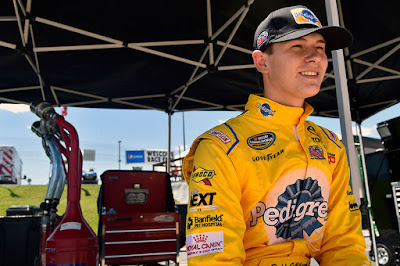 Todd Gilliland's Gateway Motorsports Park #NCWTS Advance