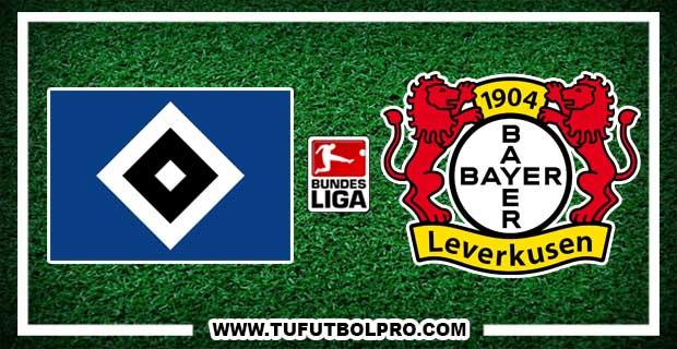 Ver Hamburgo vs Bayer Leverkusen EN VIVO Por Internet Hoy 3 de Febrero 2017