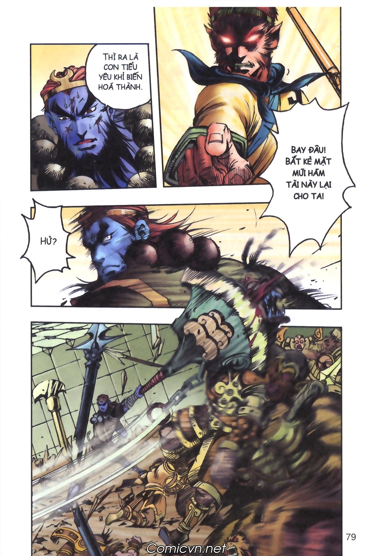 Tây Du Ký màu - Chapter 103 - Pic 5