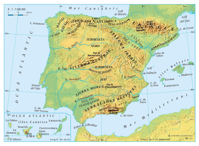 Resultado de imagen de ESPANYA FÍSICA