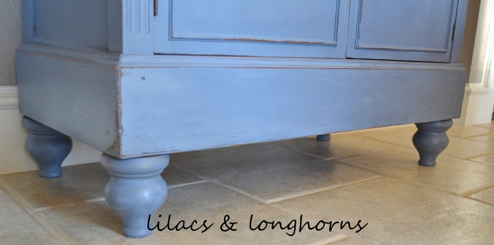 Easy Furniture Transformation Adding Legs