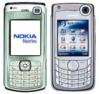 Harga Dan Spesifikasi Nokia N70 Terbaru