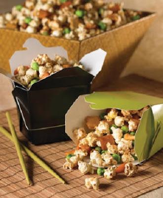 Asian Popcorn Medley Recipe