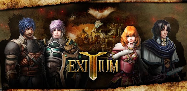 Exitium – Saviors of Vardonia v1.1.3 Mod (Free Shoping) Apk Game Download