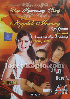 Album Pop Keroncong Osing 2016