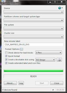 Cara Mudah dan Cepat Membuat Bootable Flashdisk Windows Dengan Rufus - DemamIT