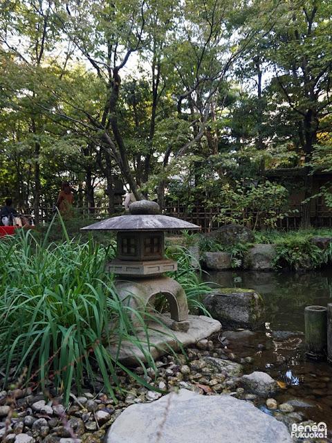 Rakusuien, Fukuoka