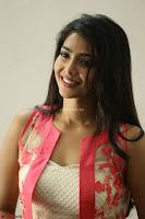Aishwarya Lekshmi looks stunning in sleeveless deep neck gown with transparent Ethnic jacket ~  Exclusive Celebrities Galleries 031.JPG