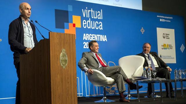 Abrió sus puertas Virtual Educa Argentina