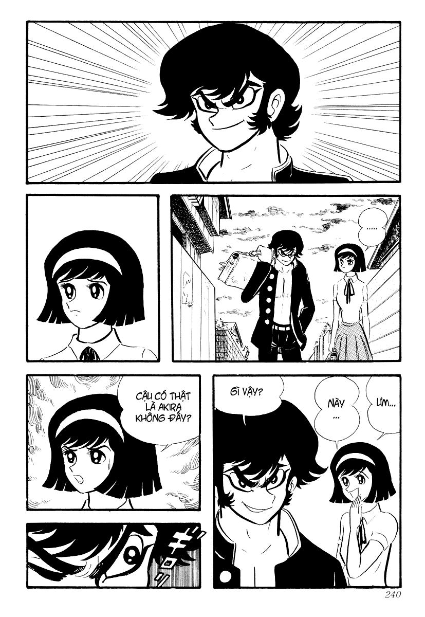 DevilMan chapter 5 trang 17