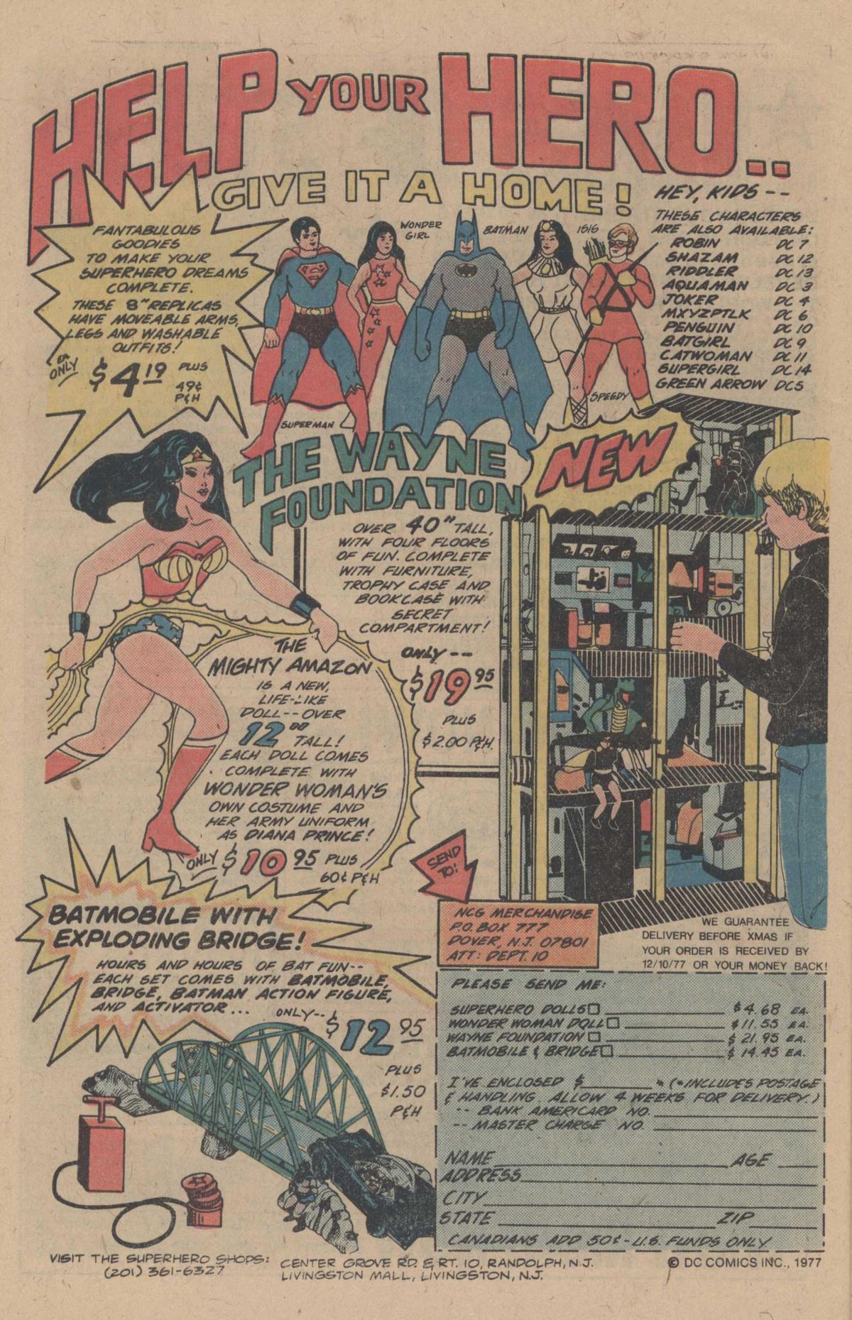 Read online All-Star Comics comic -  Issue #70 - 30