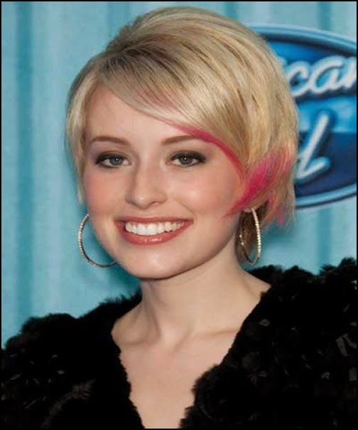 Funky short hairstyles for women oval face