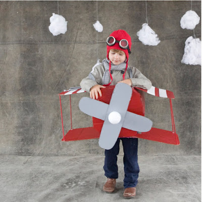 DIY Kid & Family Carnival Costumes 4 - MLI