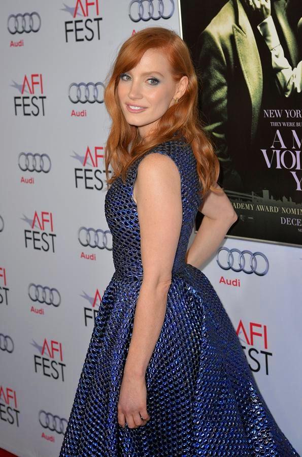 AFI Film Fest 2014 - Jessica Chastain