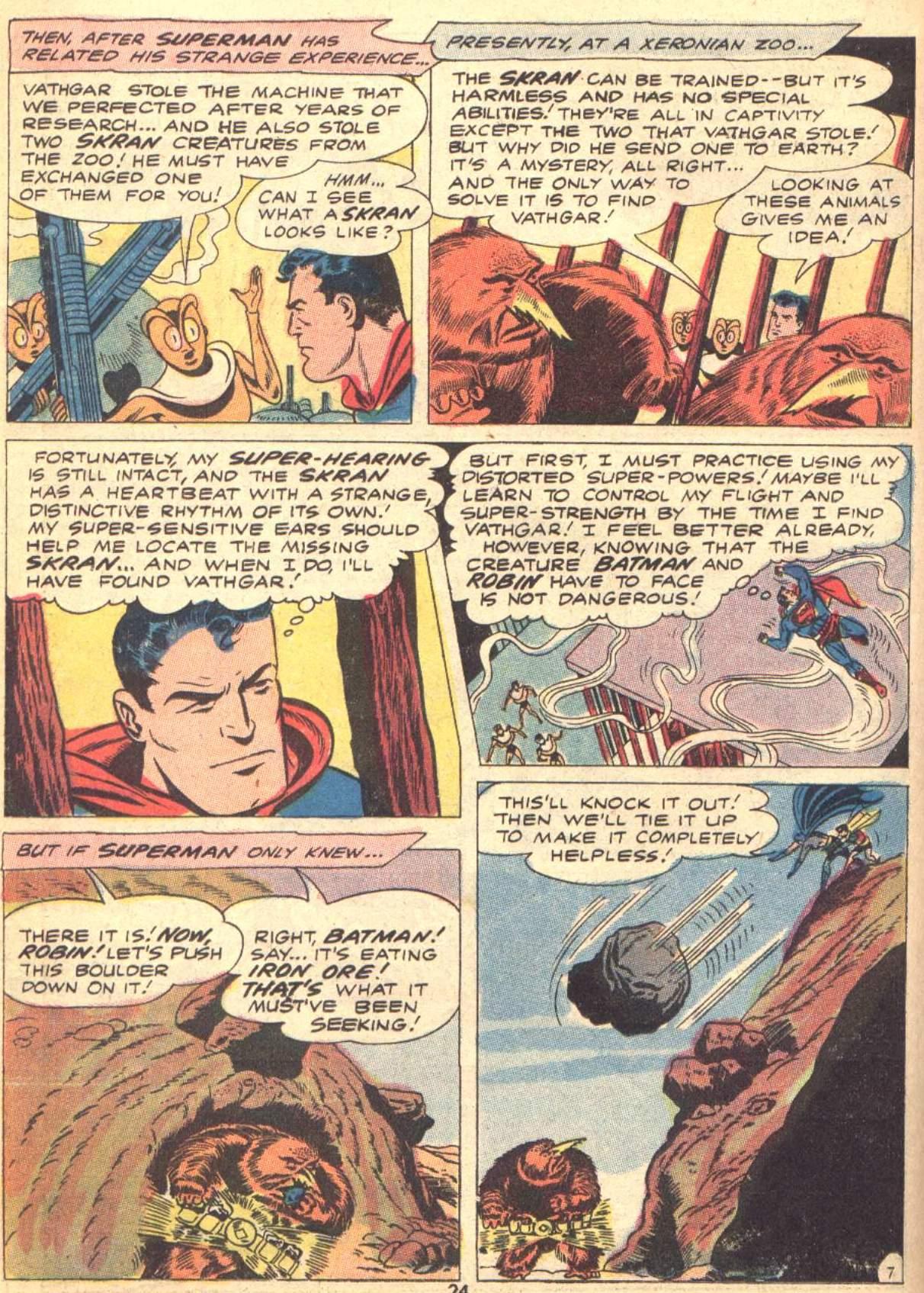 Read online World's Finest Comics comic -  Issue #206 - 24