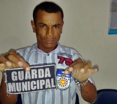 Guarda Civil Municipal Teotônio Vilela (AL) e PM prendem homem que agrediu a irmã e ameaçou a esposa de morte
