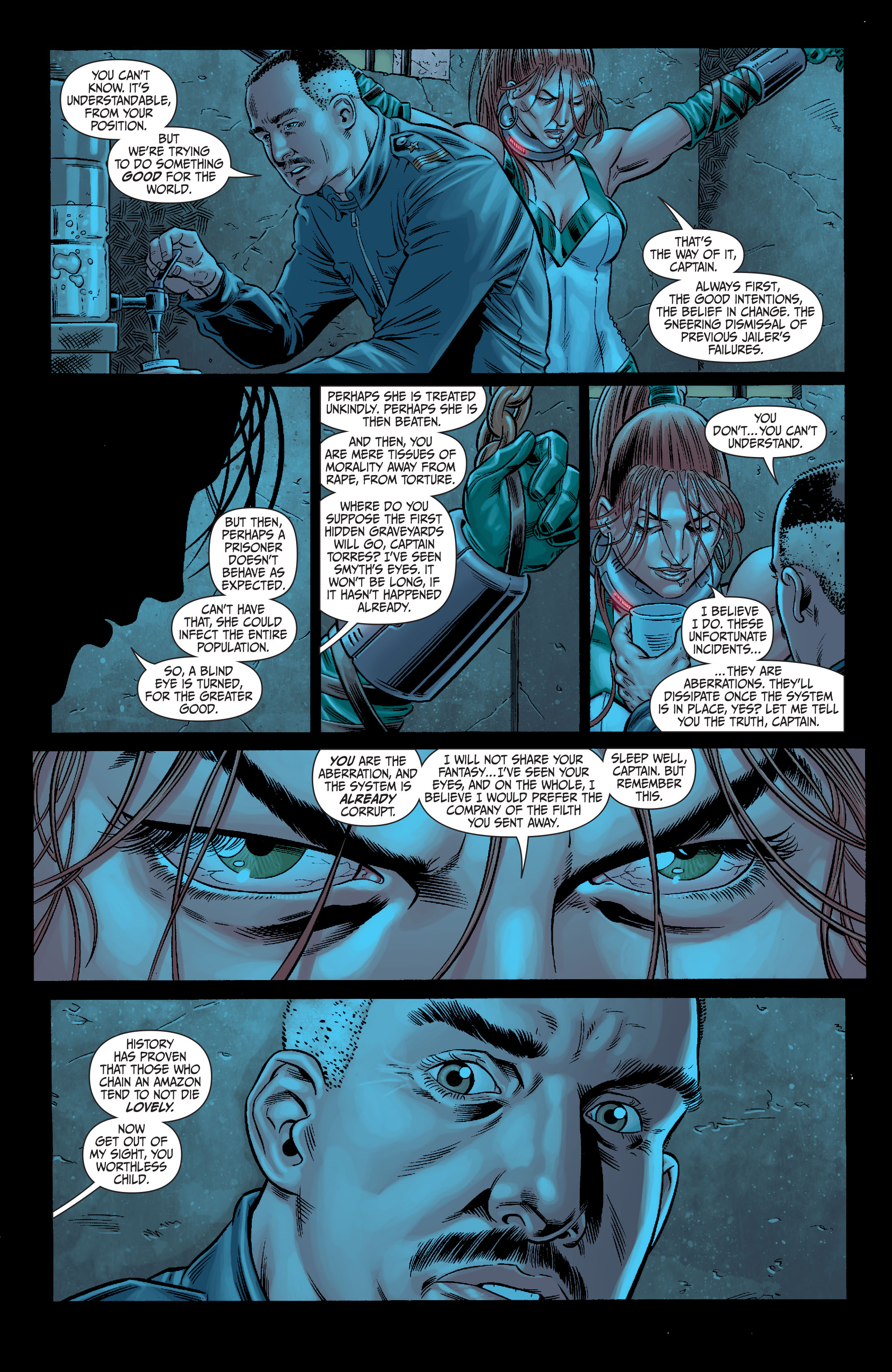 Read online Secret Six (2008) comic -  Issue #11 - 11