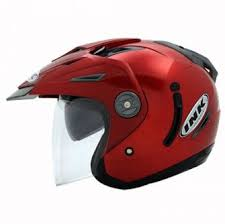 HELM INK T1 DOUBLE KACA ANTI MALING