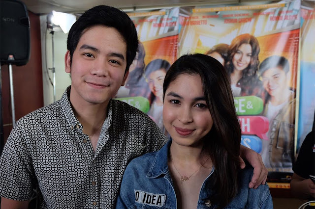 "Marjorie Barretto claims she likes Joshua Garcia for her daughter, Julia Barretto! ""He brings out the best in Julia!"""