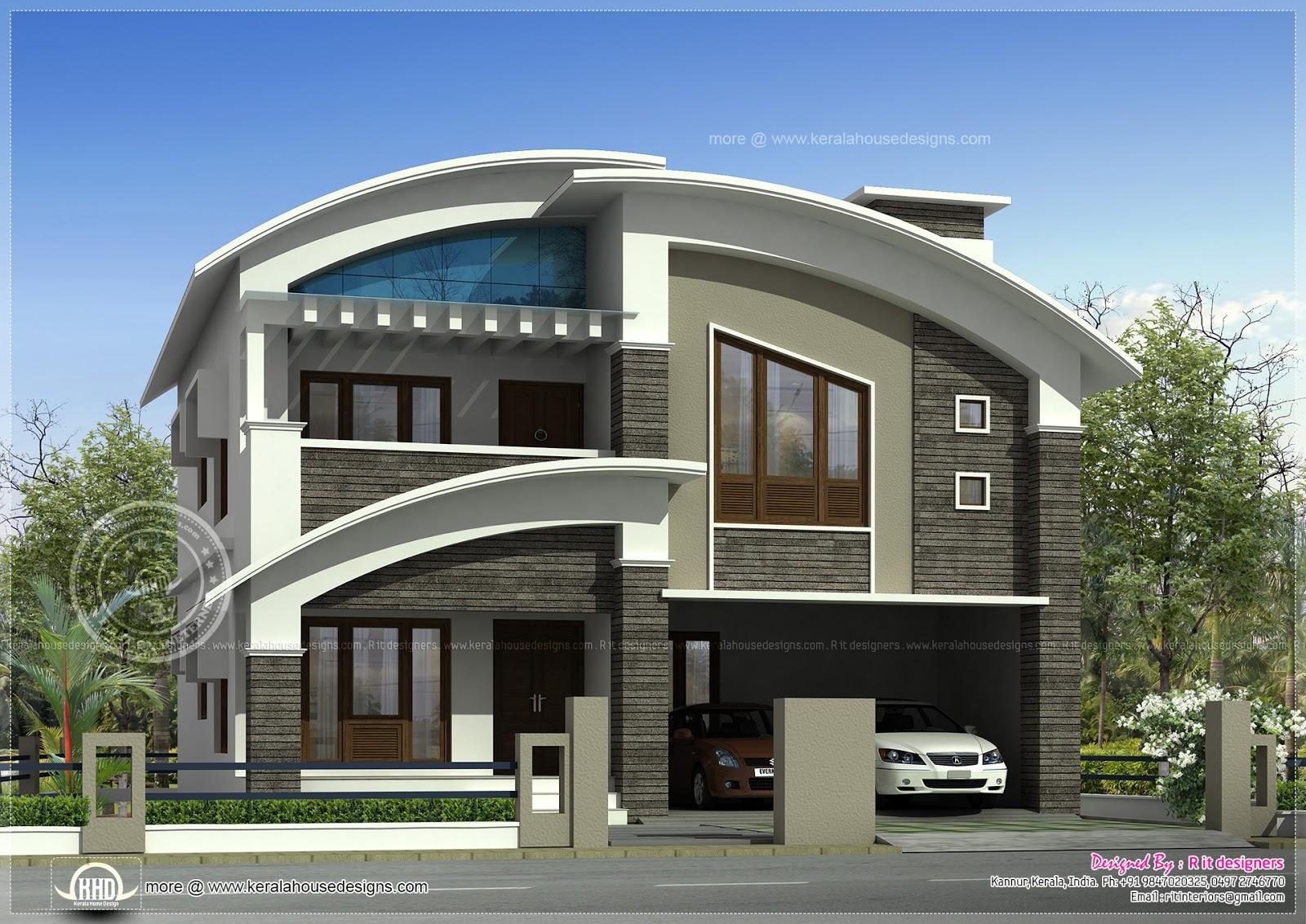 Magnificent Indian House Exterior Design Image House Design Largest Home Design Picture Inspirations Pitcheantrous