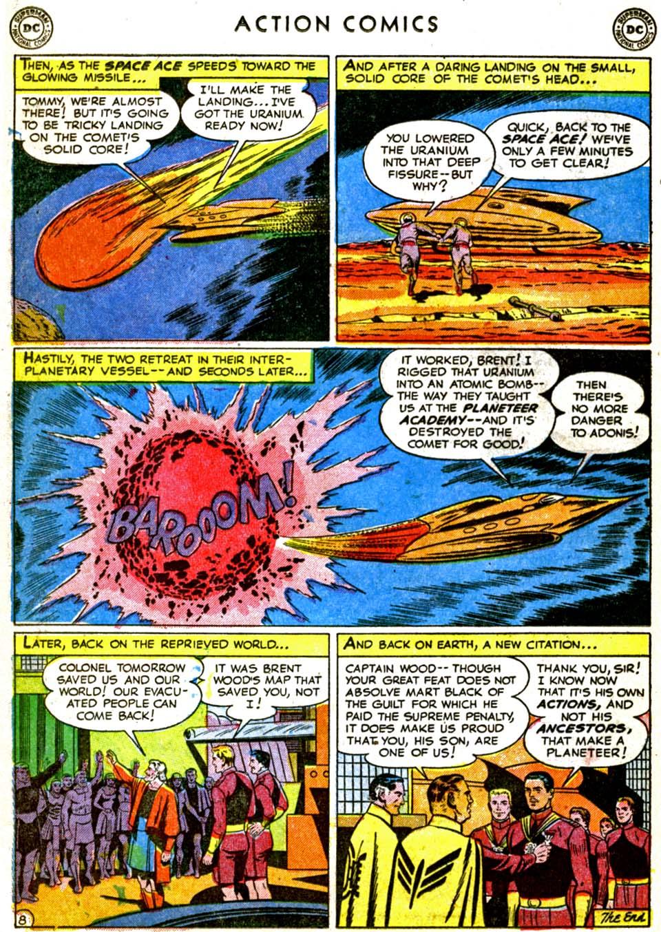 Action Comics (1938) 161 Page 23