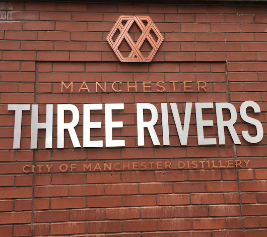 LIFE: Manchester Three Rivers Gin Distillery