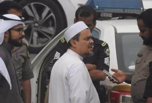 PDIP Dukung Langkah Pemerintah RI Bantu Rizieq di Saudi