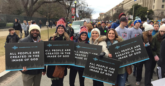 The March for Life Wrecked Me